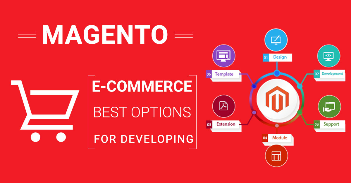 Magento E commerce Website Design